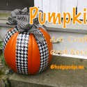 Pumpkin Craft, Art & Recipes at Hodgepodge