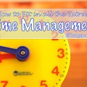 Time Management Tips for Fitting in the Homeschool Extras
