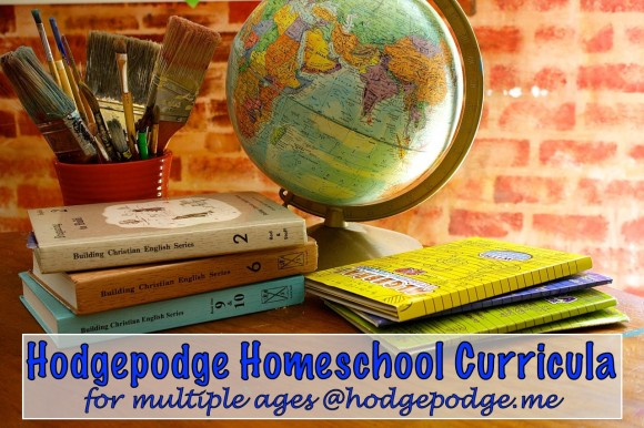Homeschooling Multiple Ages: Curriculum Choices