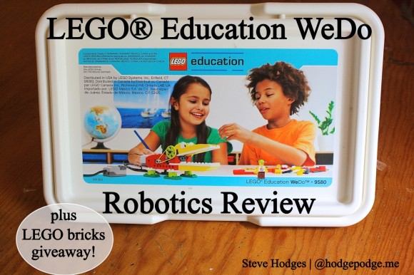 LEGO® Education WeDo Robotics Review