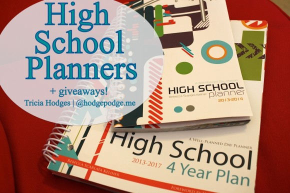 Review: Well Planned Day High School Planners