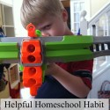Helpful #Homeschool Habit - Take a Break! www.hodgepodge.me