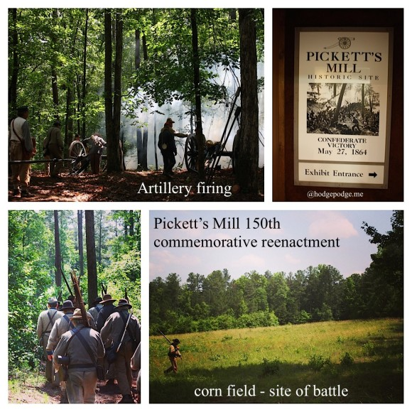Pickett's Mill Reenactment 2014