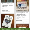 Classical Homeschooling at The Ultimate Homeschool Pinning Party