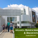 Homeschool Days & Discounts Around Atlanta