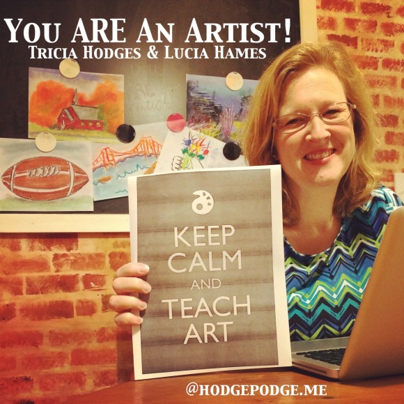 You ARE An Artist - Resources Galore at Hodgepodge!