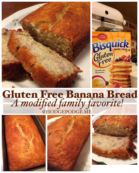 Aunt Dot's Banana Bread Recipe