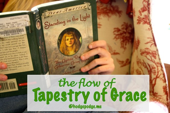 Tapestry of Grace: How Does It All Flow?