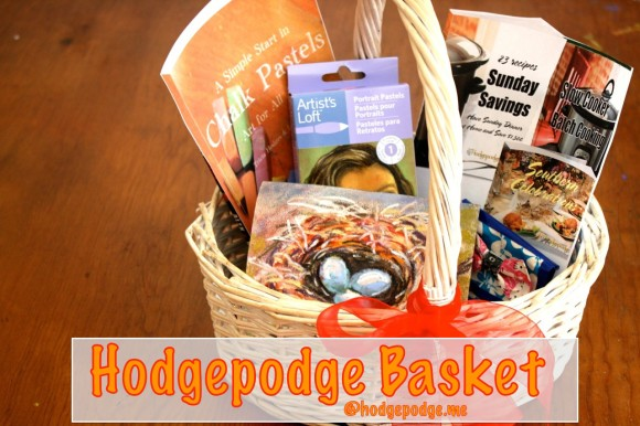 A Hodgepodge Basket at hodgepodge.me