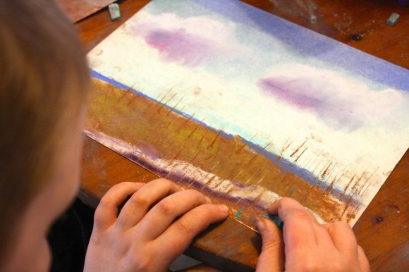 You CAN Be An Artist! Paint Landscapes