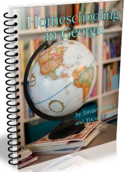 Homeschooling in Georgia - Free ebook at www.hodgepodge.me