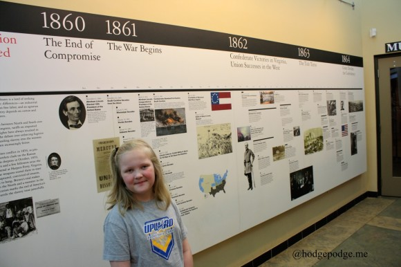 Civil War Timeline at Kennesaw Mountain National Battlefield Park www.hodgepodge.me