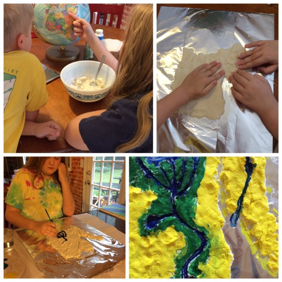 Hands on Geography with Tapestry of Grace - The Nile River Valley