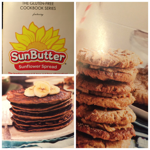 SunButter Gluten Free Cookbook series