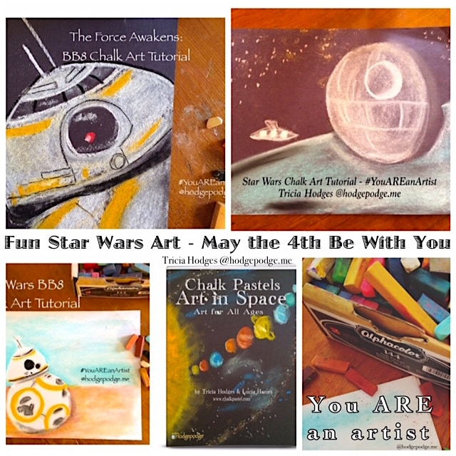 May The 4th Be With You Funny: Fun Art For May The 4th Be With You