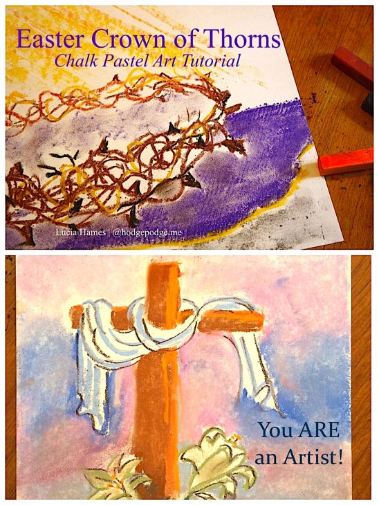 Easter Art Tutorials