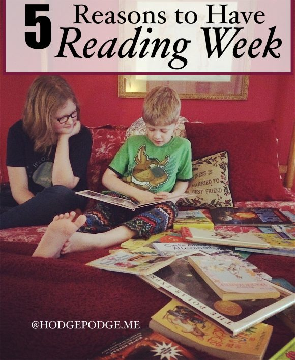 What is reading week and how do you do it? Here are 5 reasons to have reading week and how to thoroughly indulge in reading for pleasure.